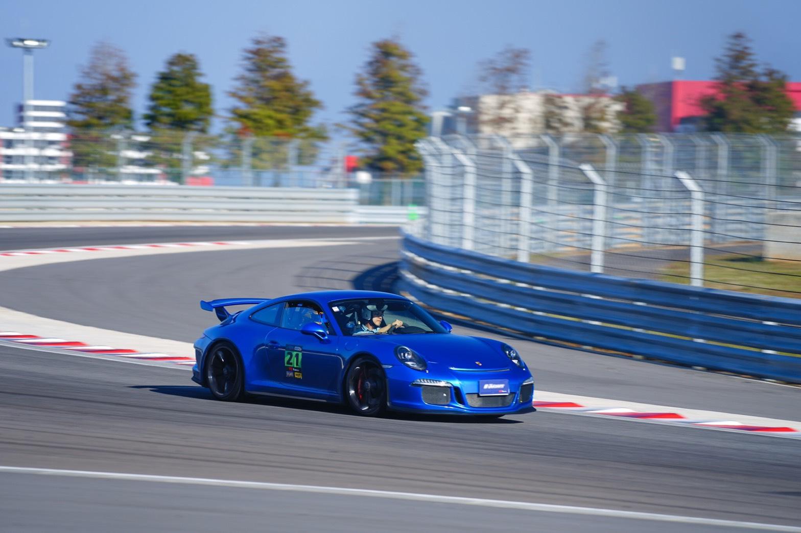 保時捷 Porsche 911 GT3(991.1世代)